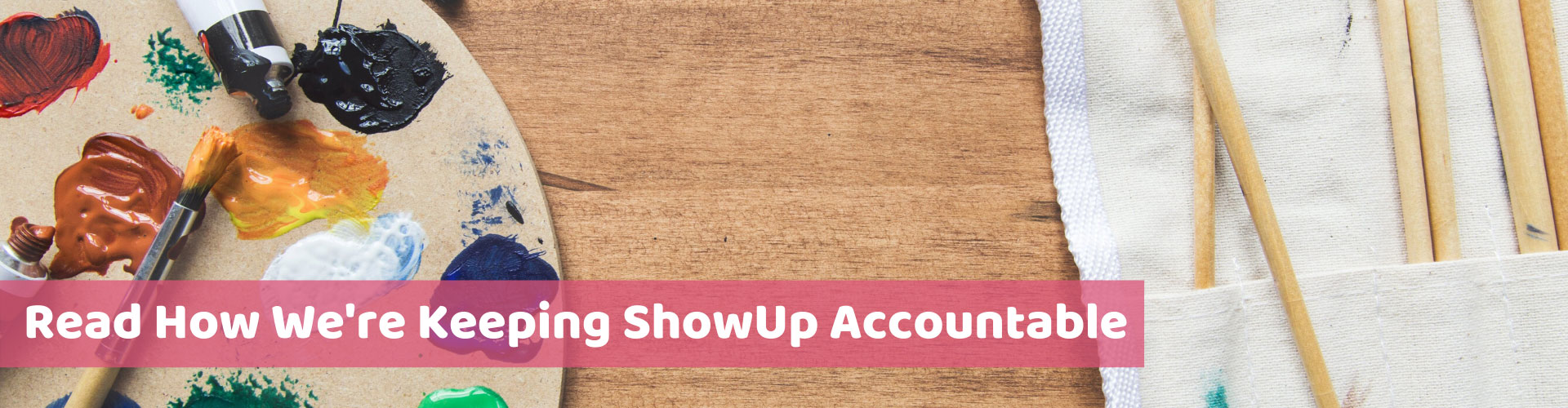 How We're Keeping ShowUp Accountable